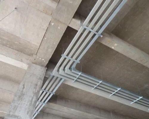 电气桥架安装