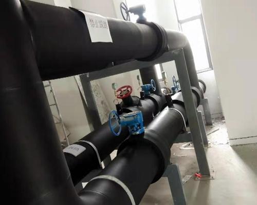 橡塑水管保温