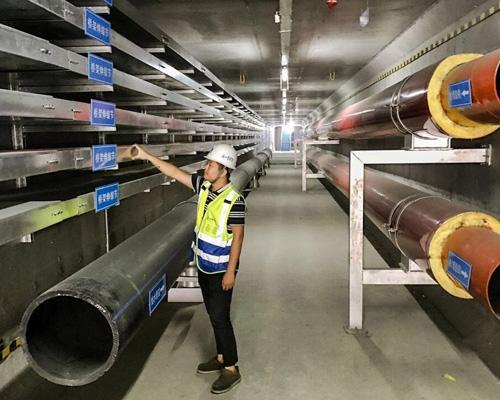 市政地下综合管廊安装