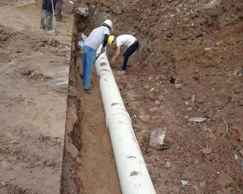 市政管道安装工程