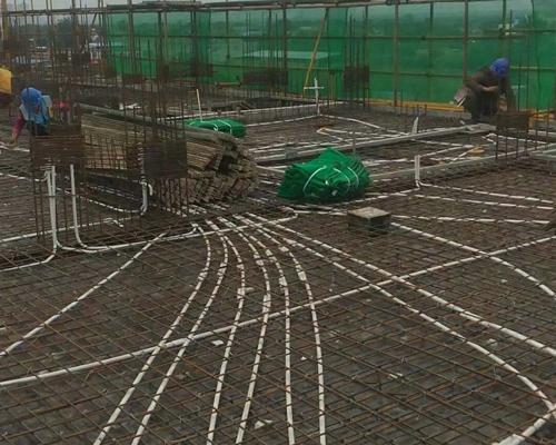 陕西电气预留预埋工程